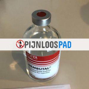 Nembutale pentobarbital injectie-oplossing