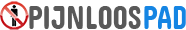 PIJNLOOS pad logo